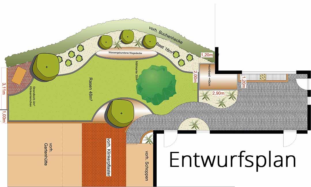 Aktuelles baumeister garten und landschaftsbau raesfeld kreis borken - Garten zeichnen ...